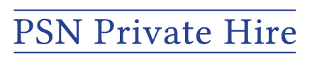 PSN Private Hire Peterborough logo